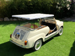 Fiat600 Jolly Replica