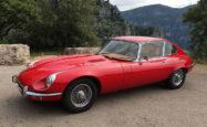 Jaguar TypeE V12 Coupe