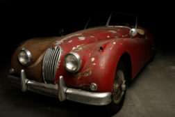 Jaguar XK140 Barn Find